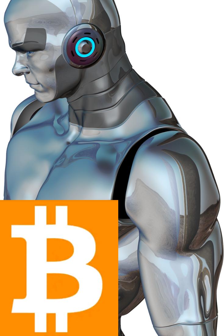 robo investidor trader operando