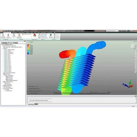 thermal analyses with autodesk simulation mechanical autodesk