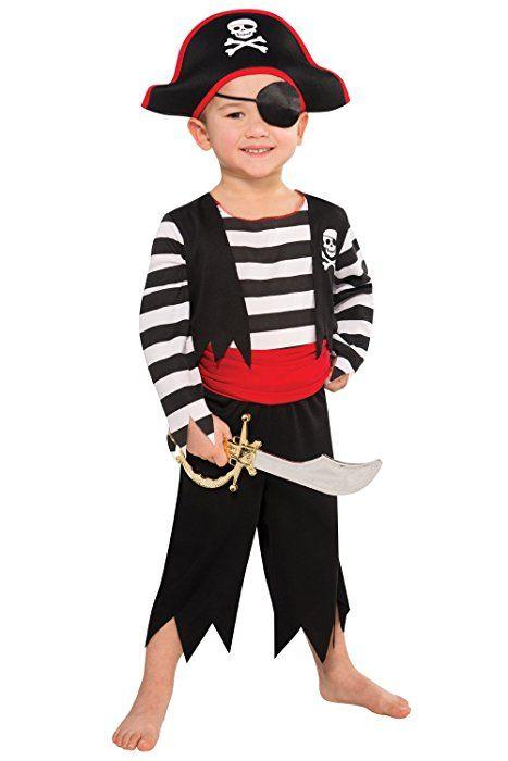 Déguisement enfant - Pirate - 3-4ans  79739f92908