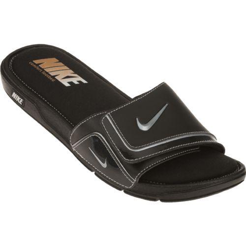 2 Nike Slide Sport Men's Comfort 11Soccer SlidesblackSize vwnm0N8