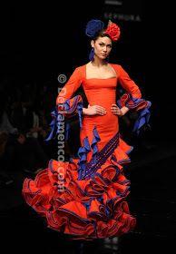 Hacer un traje flamenco