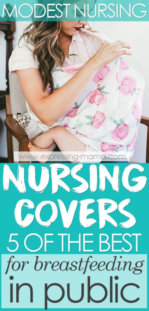 Best Nursing Cover for Breastfeeding In Public – Reviews & Guide