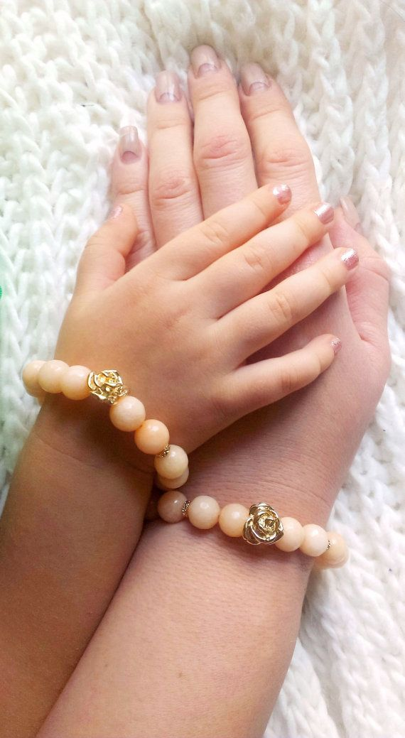 Well-known Mommy and Me Bracelets/Baby toddler bracelet/ Matching Bracelet  DO55
