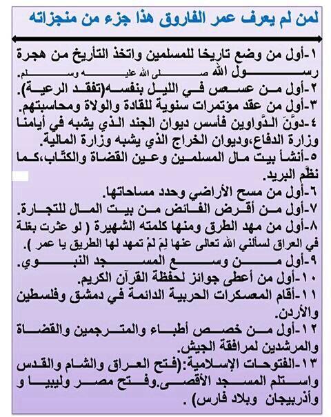 الخليفة عمر بن الخطاب رضي الله عنه Quran Verses Islamic Quotes Islam