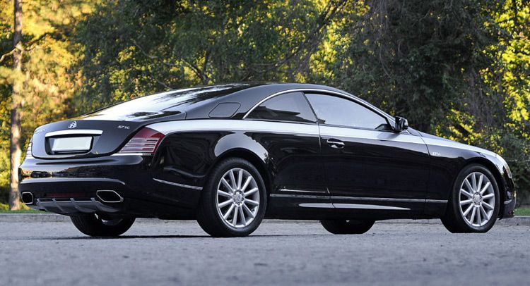 Maybach 57 S Coupe Reborn By Austrian Coachbuilder Maybach Mercedes Benz Maybach Maybach Coupe
