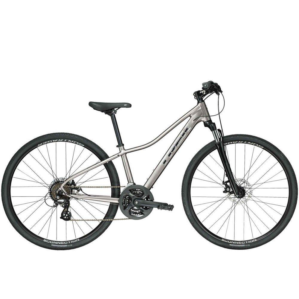 Trek Dual Sport 1 2019 Womens Hybrid Bike Gunmetal £400.00