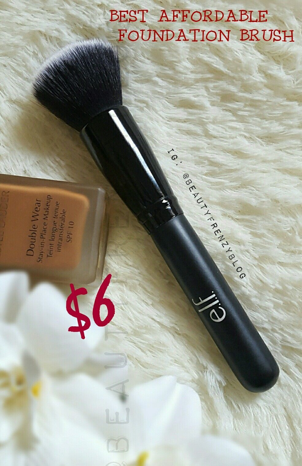 Best Affordable Foundation Brush Looking for a good
