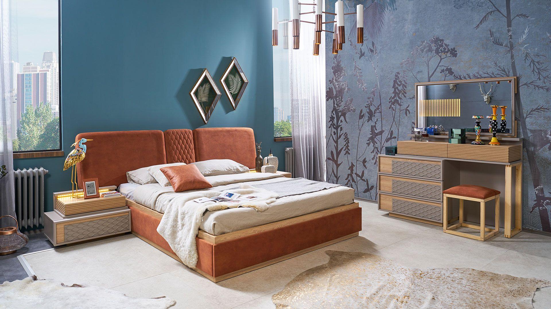 غرفه نوم بوجاتي 2020 فقط وحضريا من اثاث مصر معروضه حاليا بفرع اكتوبر Furniture Bedroom Furniture Home Decor