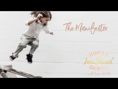 Human Design Manifestor - YouTube   Human design, Human ...