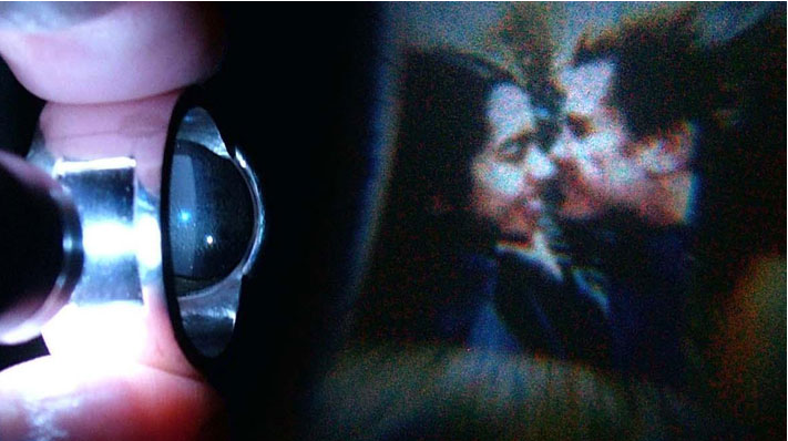 Portrait Projecting Ring