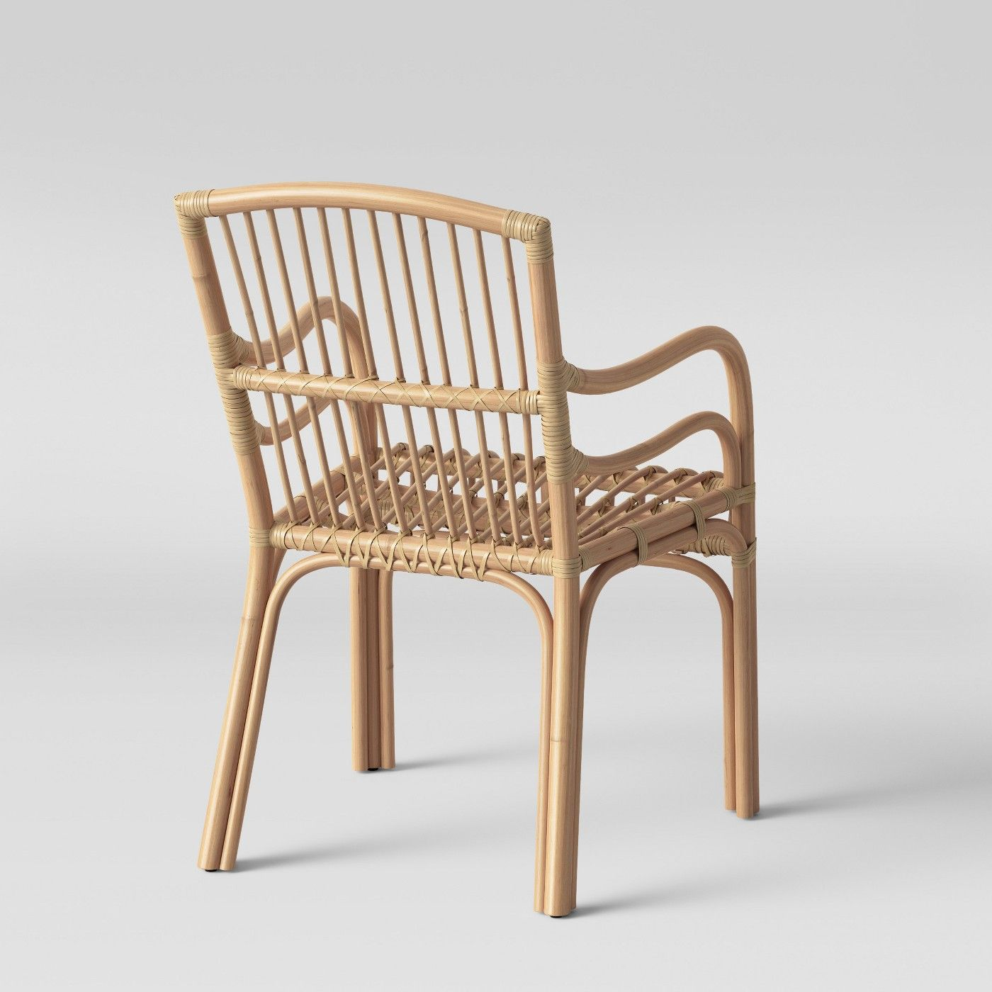 Bella rattan arm chair opalhouse image 4 of 4 chair
