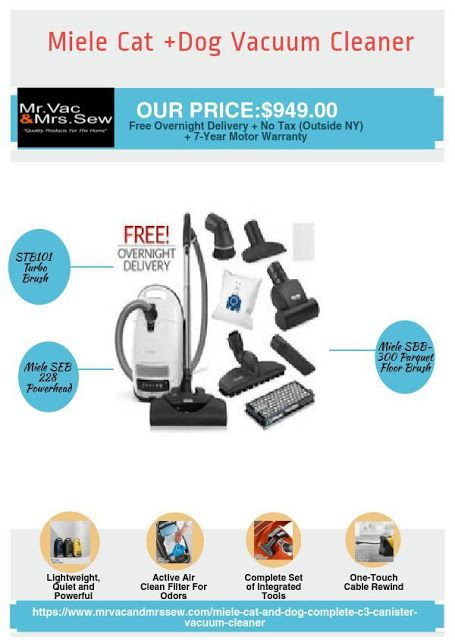 Miele Vacuum Cleaner Is An Ideal For Perfect Cleanliness Miele
