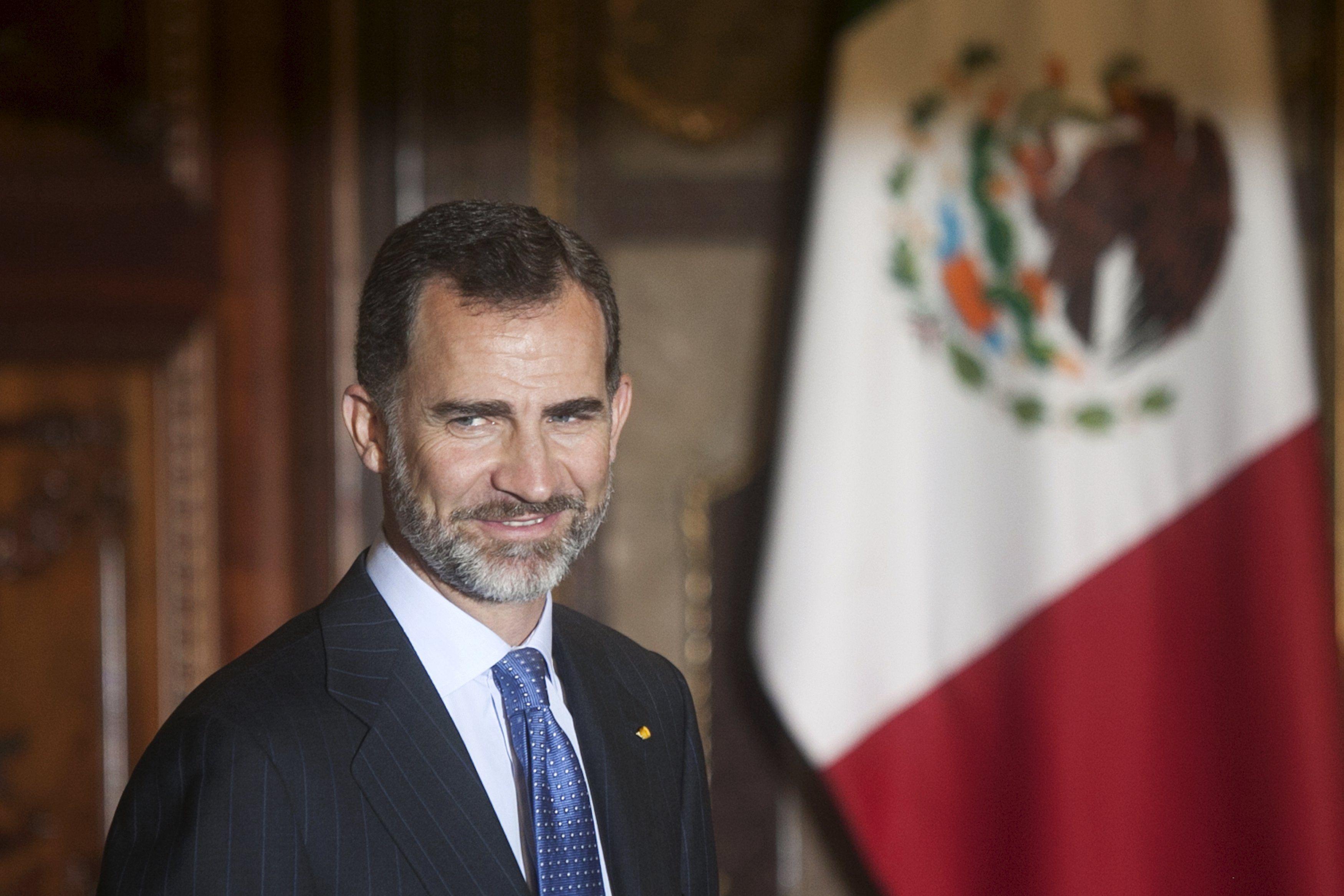 Foro Hispanico de Opiniones sobre la Realeza: Reunión de Enrique Peña Nieto, Presidente de México con Don Felipe VI, Rey de España, en el Palacio Presidencial Los Pinos, Mexico DF. 29.06.2015