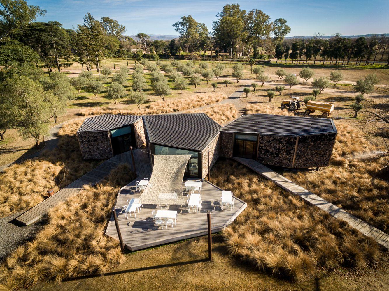 Galer A De Club House Golf Estancia Pueblo La Paz Morini  # Muebles Paz To Home