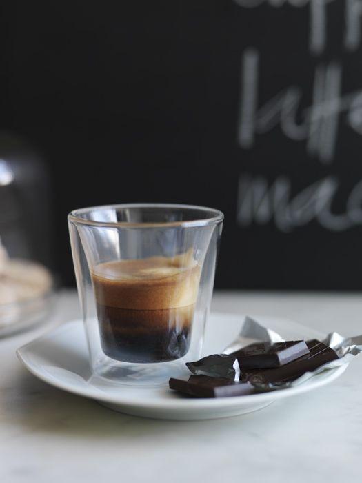 .....and dark chocolate