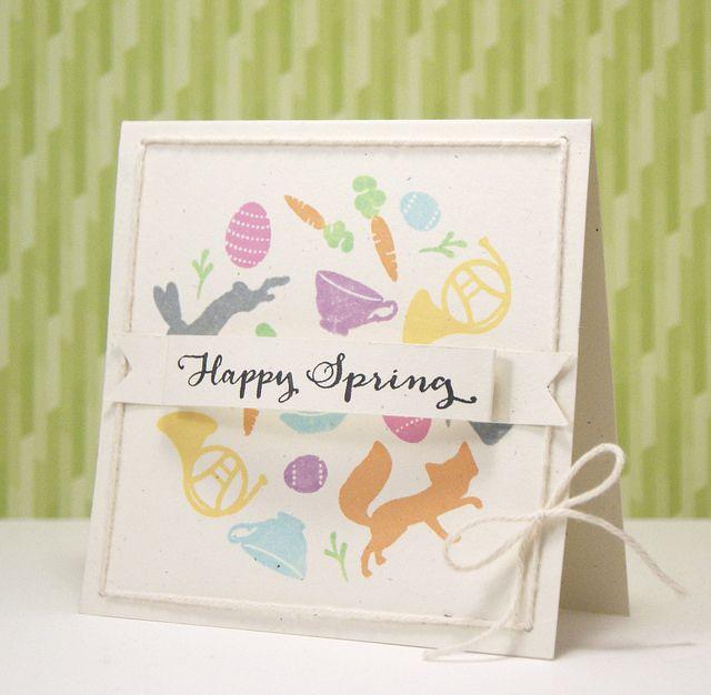 Happy Spring by yainea, via Flickr