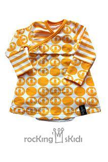 rocKing´sKidi: Kankaiden hyötytuhoa • love the mismatched sleeves