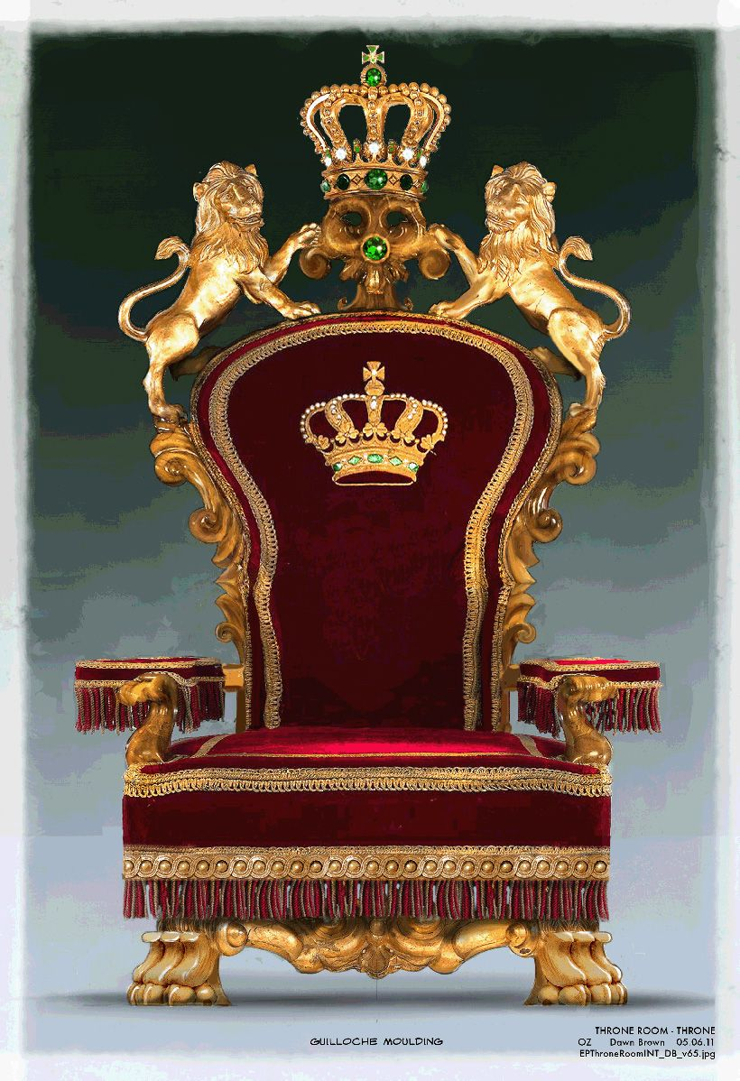 Oz The Great And Powerful Concept Art By Dawn Brown Concept Art World Luxury Chairs Royal Furniture King Chair