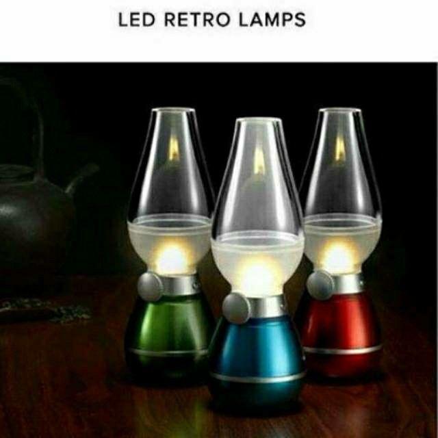 Saya Menjual Led Retro Lamp Lampu Tiup Lampu Teplok Lampu Semprong Lampu Sentir Seharga Rp55 000 Dapatkan Produk Ini Hanya Di Shopee Https Led Semprong Retro