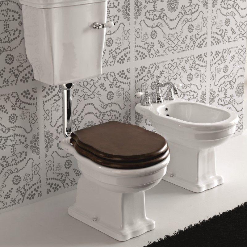 ellade stand wc mit bodenabgang mit wandsp lkasten hidra ceramica ellade toilet flooring. Black Bedroom Furniture Sets. Home Design Ideas