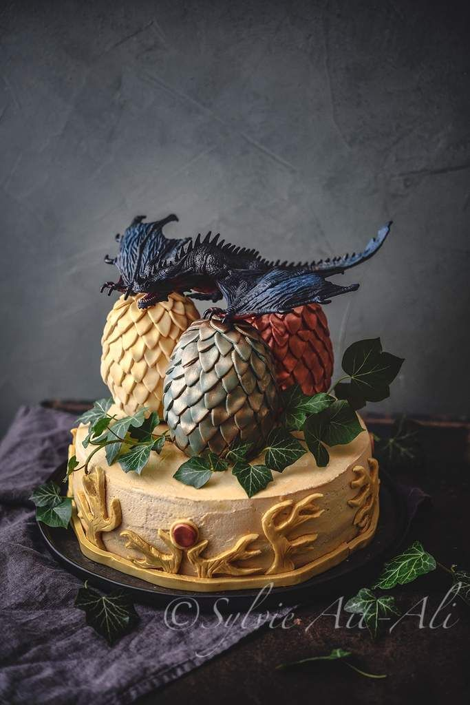 Gâteau Game Of Thrones #gameofthrones