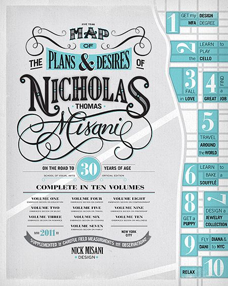 Bucket List, but would be a very cool resume layout!!! | A Lady and ...
