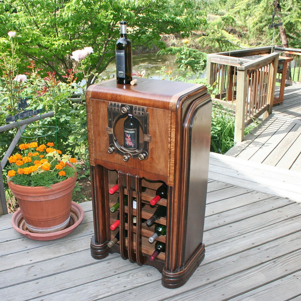 Radio Wine Bar #001 | The Bar | Pinterest | Wine bars, Radios and Wine