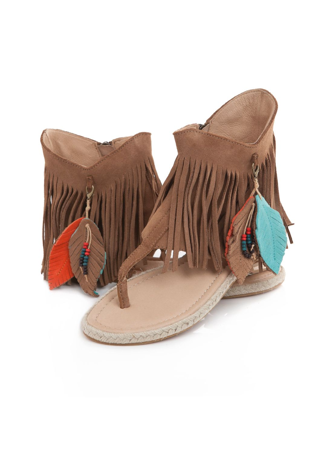 cac95ca2c62 Koolaburra Enez Fringe Sandal   My Style   Fringe sandals, Shoe ...