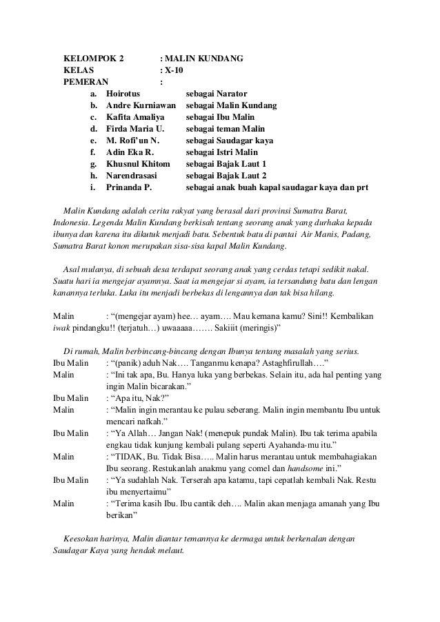 Naskah Drama Malin Kundang : naskah, drama, malin, kundang, KELOMPOK, MALIN, KUNDANG, KELAS, PEMERAN, Hoirotus, Sebagai, Narator, Andre, Kurniawan, Malin, Kundang, Drama,, Person