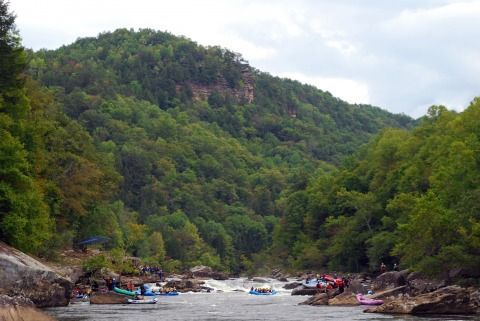 Gauley River (©Brushy Mountain Publishing)