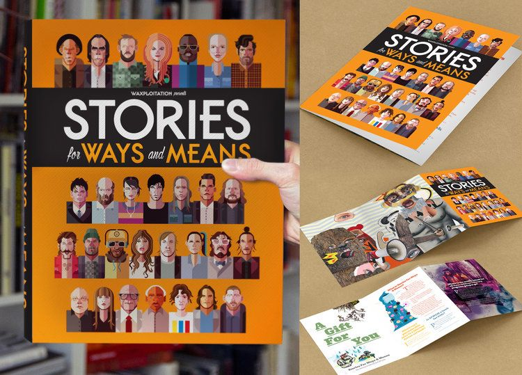 Stories For Ways And Means Stories For Ways And Means Stories Gift Nick Cave Justin Vernon