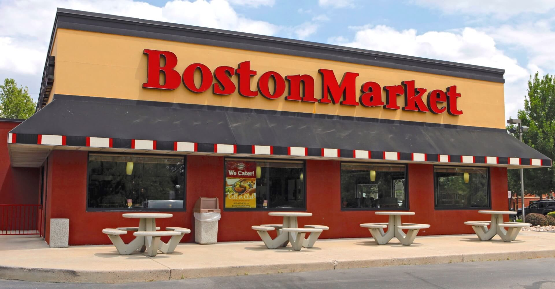 TellBostonMarket Boston market, Customer survey, Fast