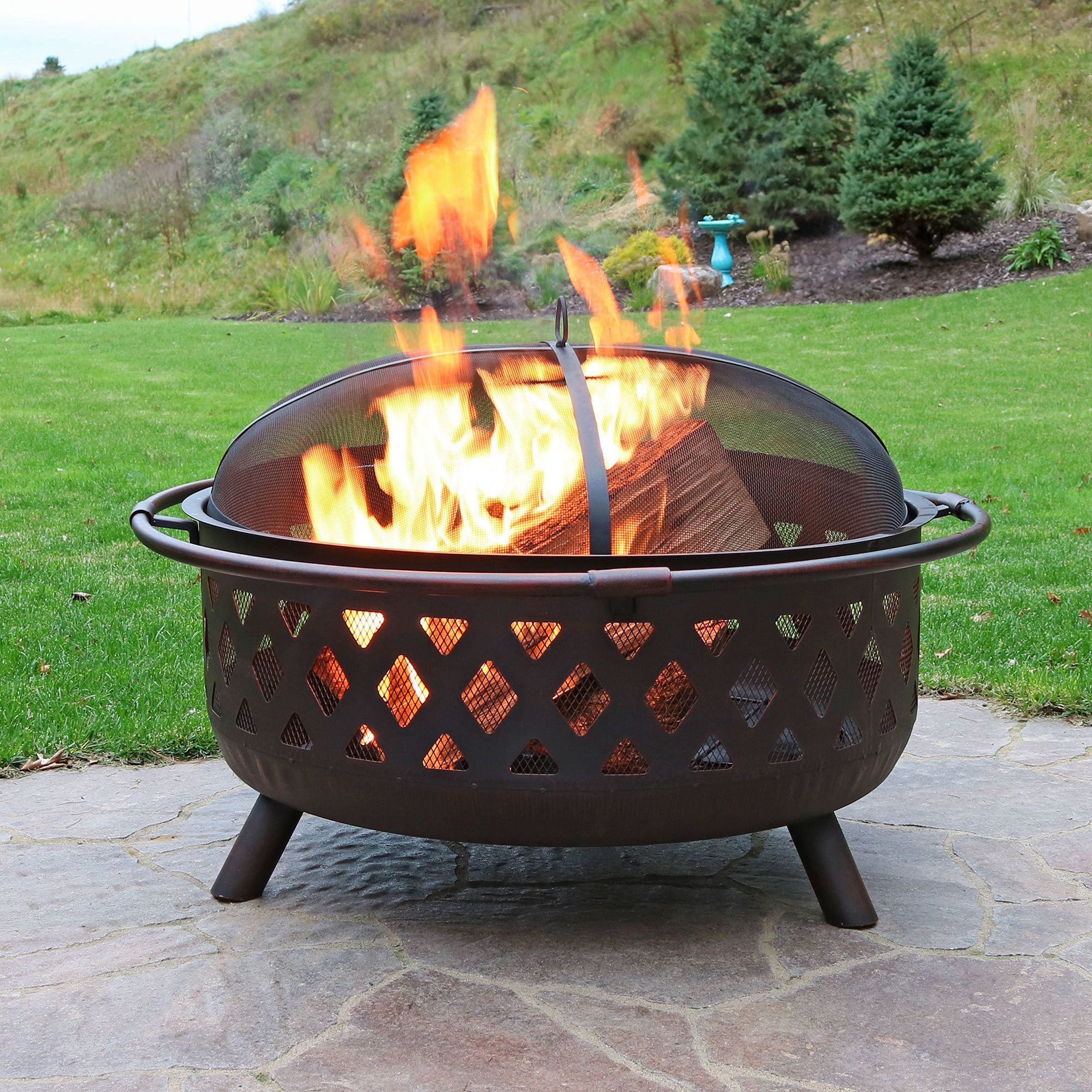 Find The Perfect Outdoor Fire Pit For Your Space In The Collection Of Fire Rings Fire Bowls Fire Pit Tables In 2020 Wood Burning Fire Pit Outdoor Fire Pit Fire Pit