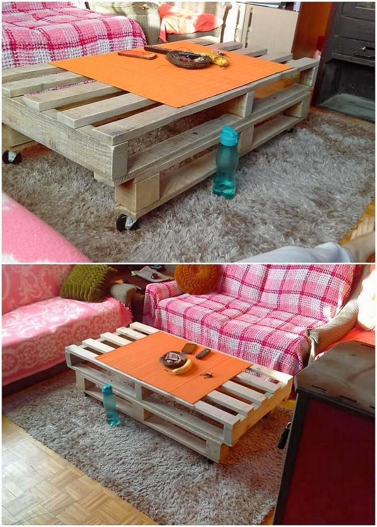 Easiest Diy Projects Using Old Wooden Pallets Easy Diy Projects