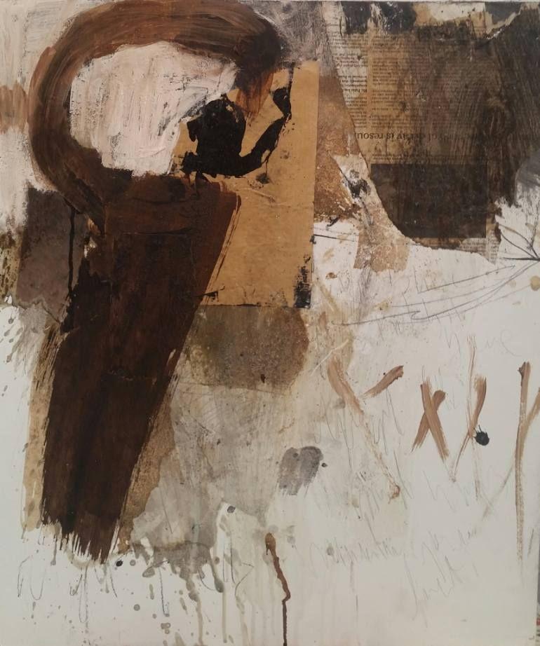 """Saatchi Art Artist Naomi Middelmann; Painting, """"Stardust"""" #art"""
