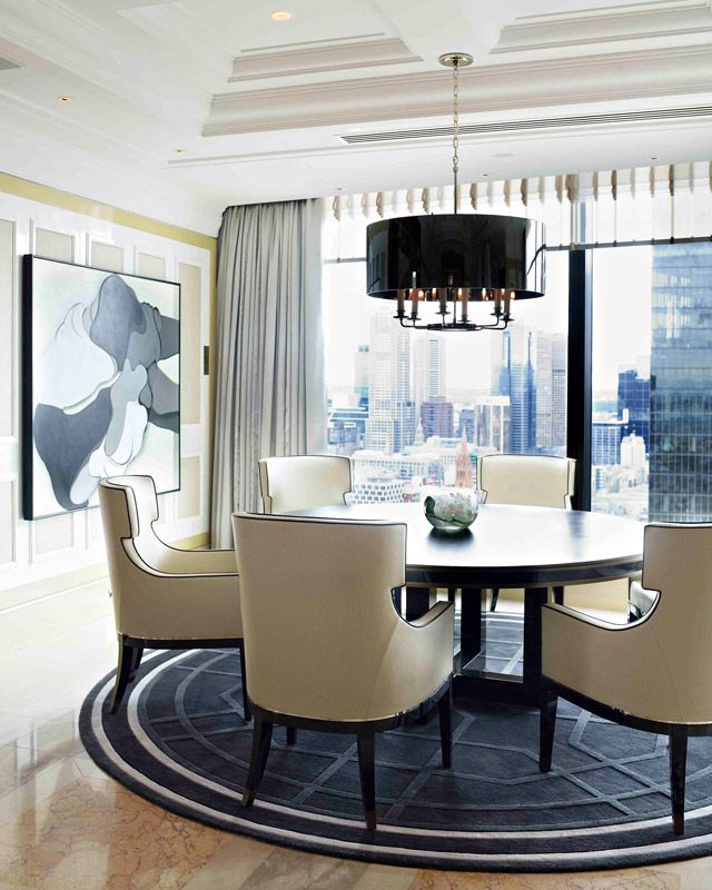 Entertainment Areas More Relaxed But Stylish And Luxe: Pin By Sheryll Farola On Dining Room