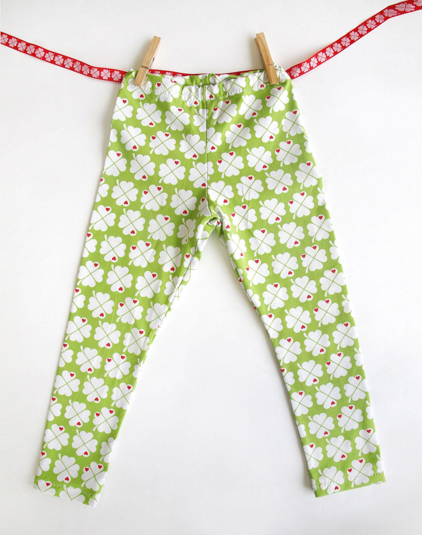 ♥ FREEBIE ♥ - Gratis Leggings Schnittmuster für Kinder