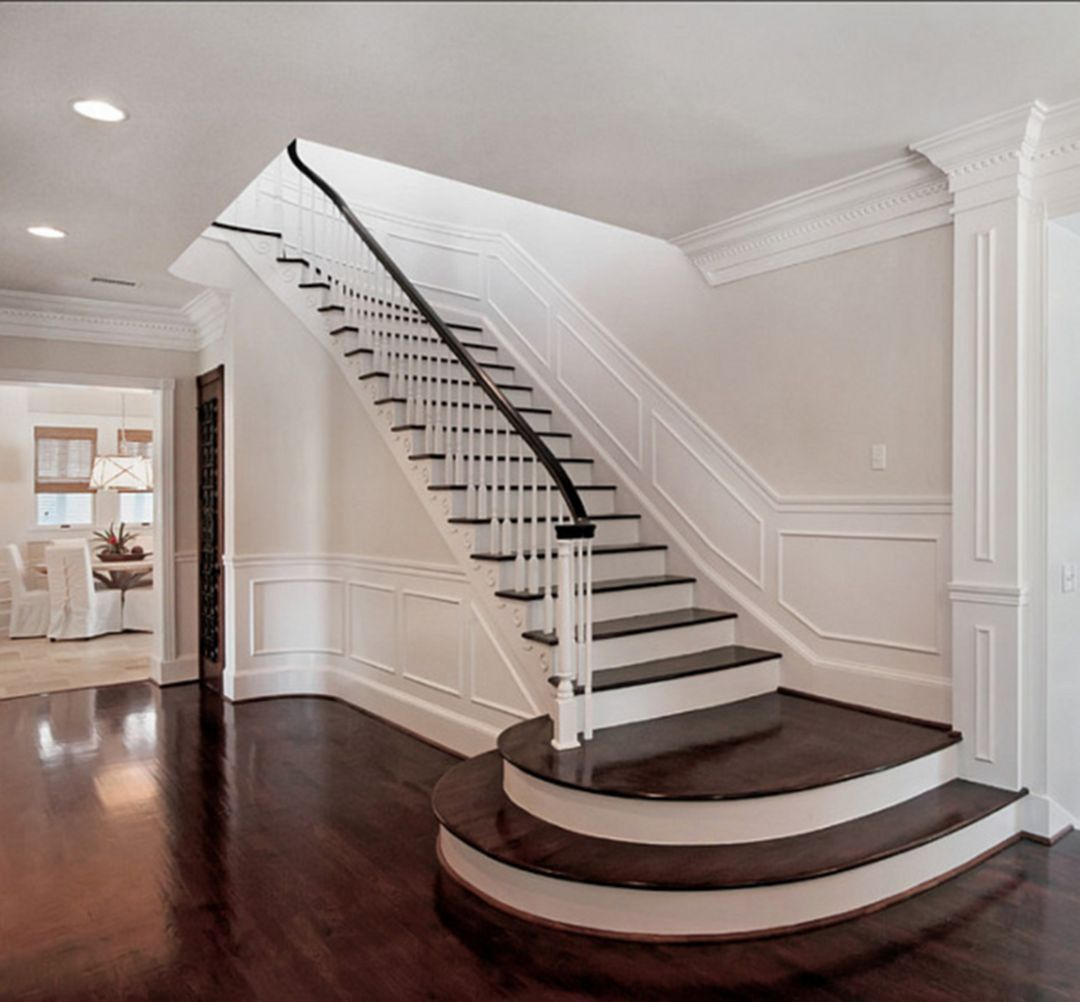 80 Modern Farmhouse Staircase Decor Ideas: 30 New Modern Staircase Ideas For Wonderful Home