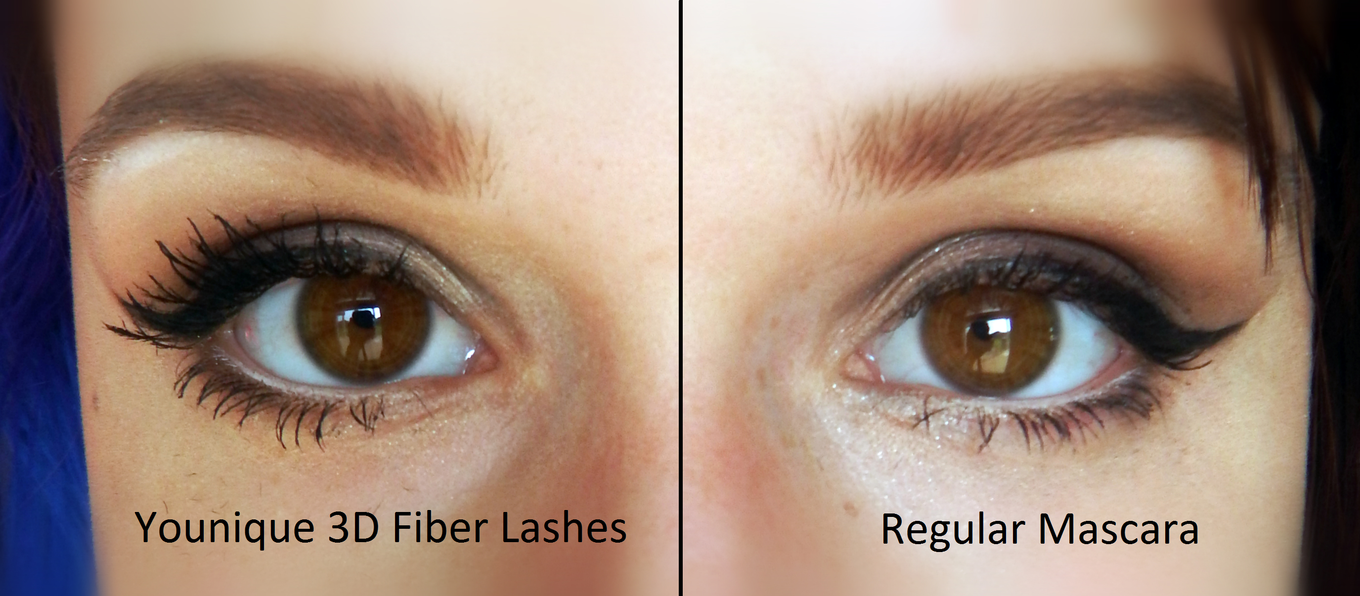I can't live without the Younique 3D Fiber Lash Mascara!