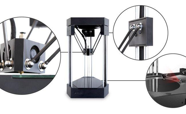 Flux 3d printer