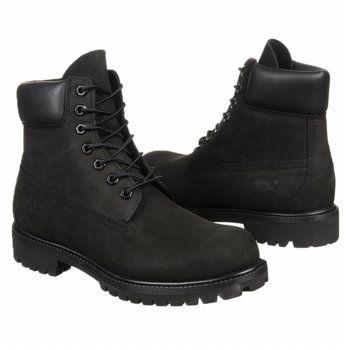 Timberland Boots 10 Men's M 6 black Premium Cabin 5 rXarEq