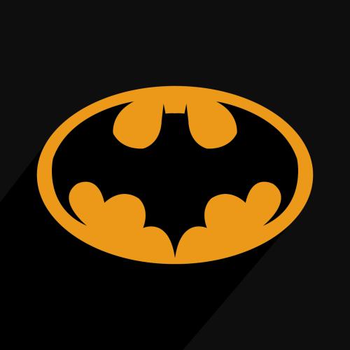 Batman 89 Ensignia Batman Poster Batman Universe Keaton Batman