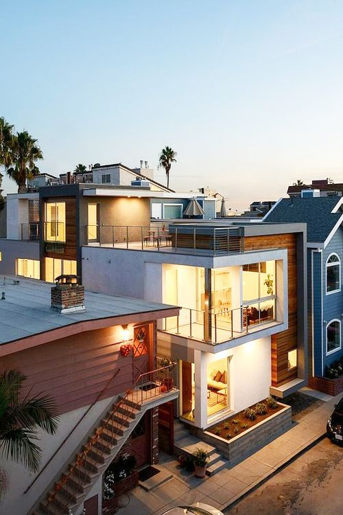 Attractive Modern Architecture And Beautiful House Designs