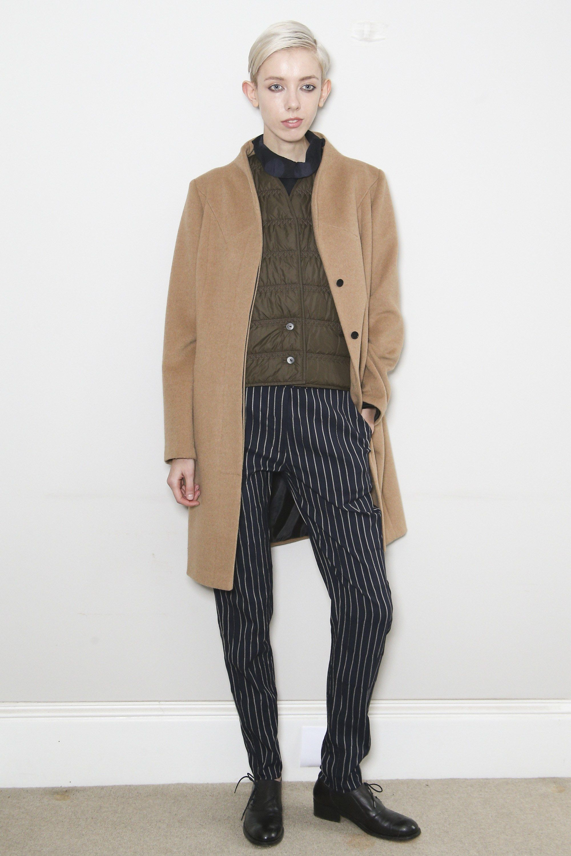 Yeohlee Fall 2017 Ready-to-Wear Fashion Show