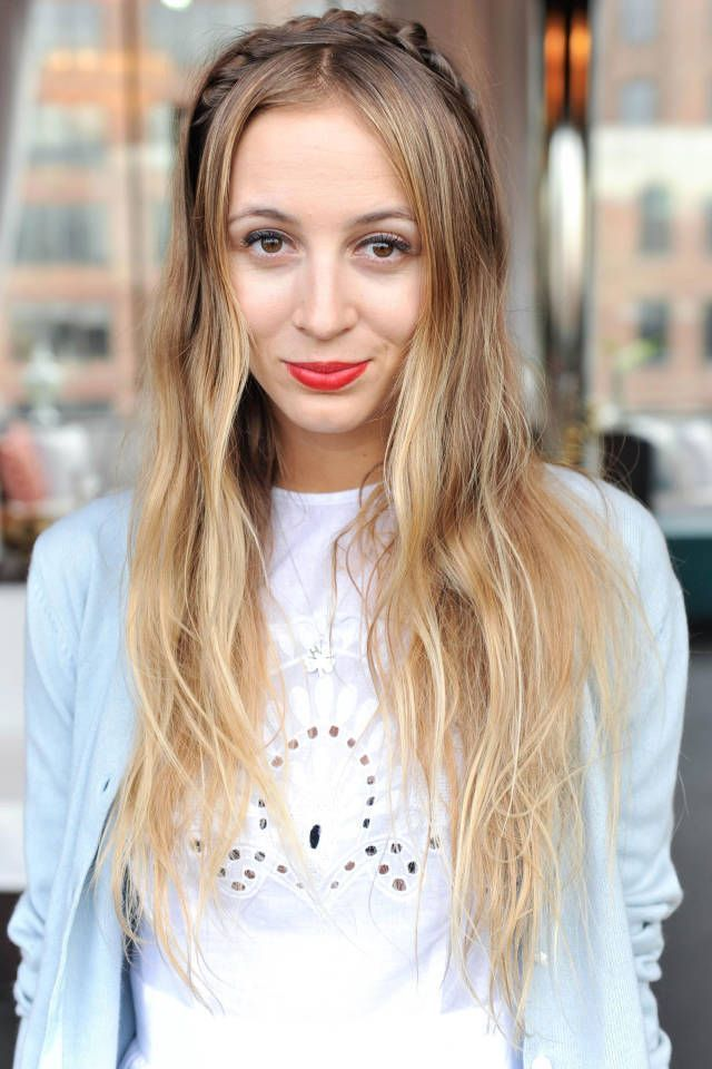 These Braided Hairstyle Ideas Will Solve Your Weekend Hair Dilemma