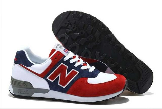 Discount New Balance MRT576 Spider Man Red Blue White Mens WMNS NB-576  Sneakers For