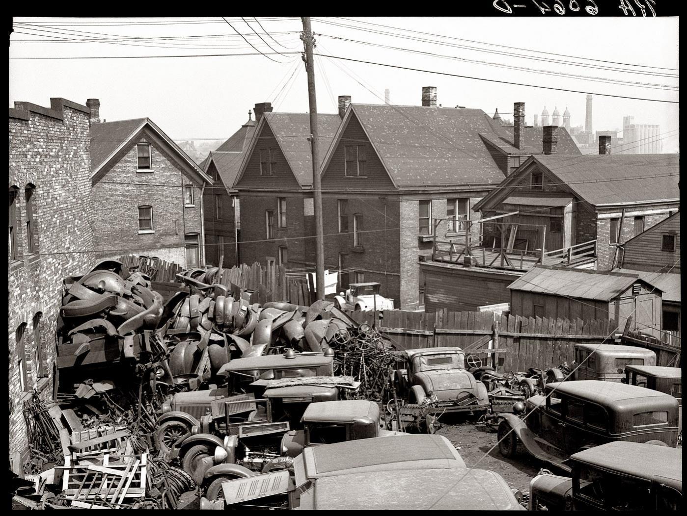 Junk Yards In Milwaukee Wisconsin >> Milwaukee1936 Wisconsin History In 2019 Milwaukee