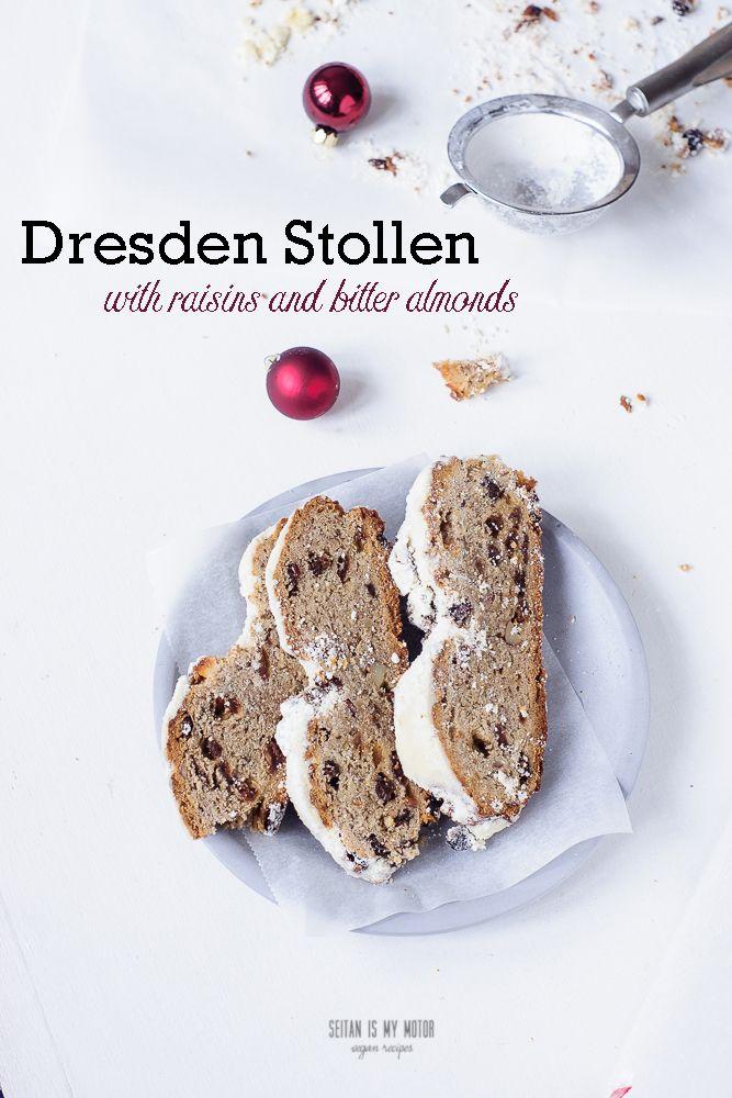 Dresdner Stollen Recipe recipe and kitchen tips Pinterest