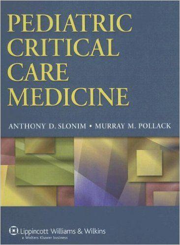 Critical care medicine book pdf