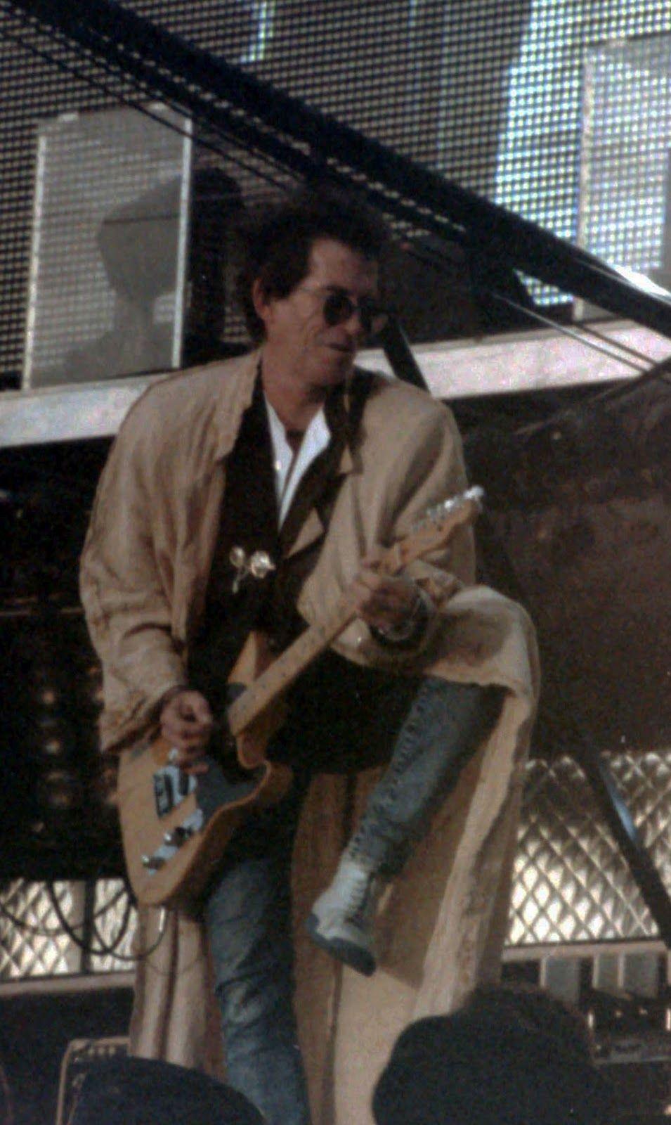 the Rolling Stones Goffertpark Nijmegen Juni '95